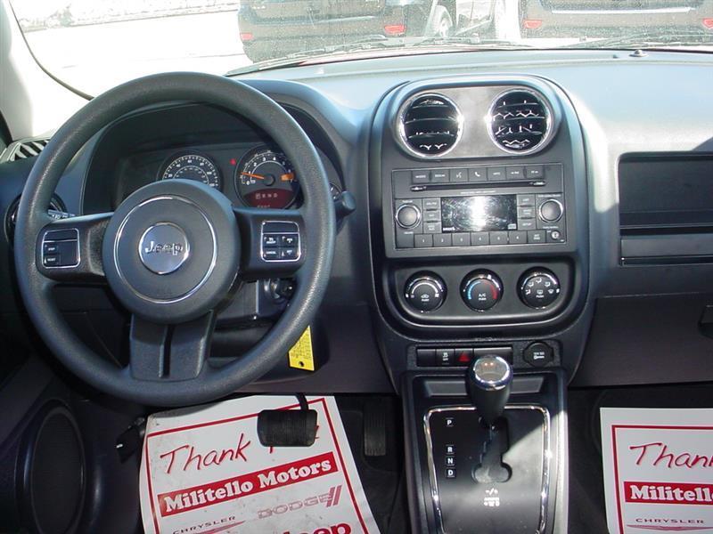 2016 Jeep Patriot Sport SE 4x4 4dr SUV