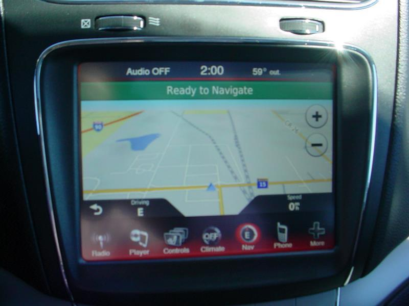 2018 Dodge Journey Crossroad AWD 4dr SUV