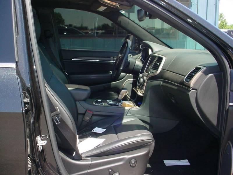 2016 Jeep Grand Cherokee Summit 4x4 4dr SUV