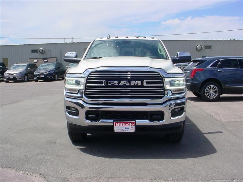 2019 RAM 3500 LARAMIE MEGA CAB 4X4 6