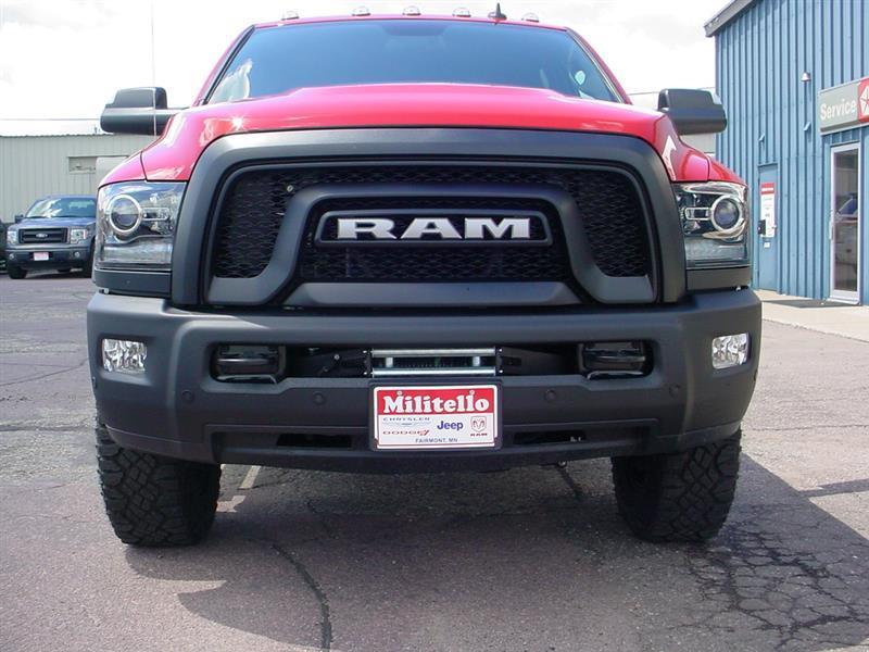 2018 RAM 2500 POWER WAGON CREW CAB 4X4 6