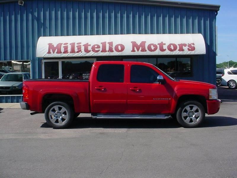 Inventory | Militello Motors