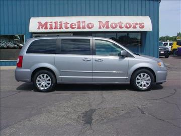 2014 Chrysler Town and Country for sale in Fairmont, MN