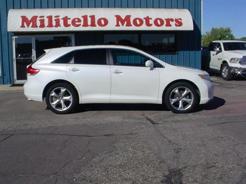 2012 Toyota Venza for sale in Fairmont, MN