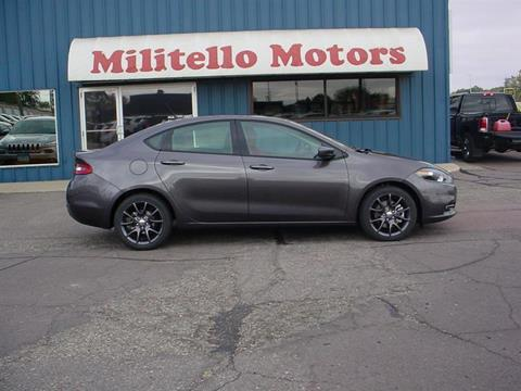 2016 Dodge Dart for sale in Fairmont, MN