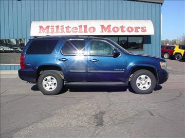 2007 Chevrolet Tahoe for sale in Fairmont, MN