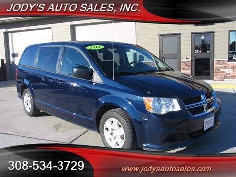 2012 Dodge Grand Caravan for sale in North Platte, NE