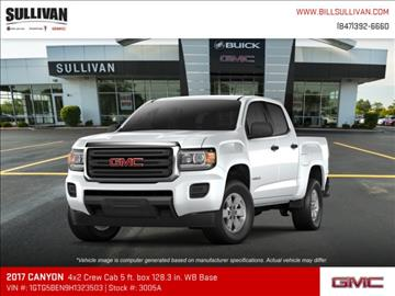 2017 GMC Canyon for sale in Arlington Heights, IL