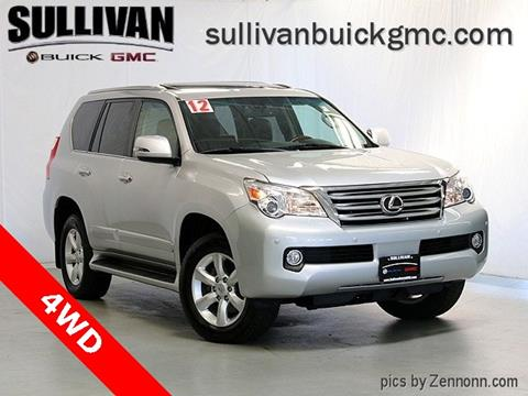 2012 Lexus GX 460 for sale in Arlington Heights, IL