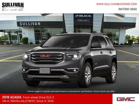 2018 GMC Acadia for sale in Arlington Heights, IL