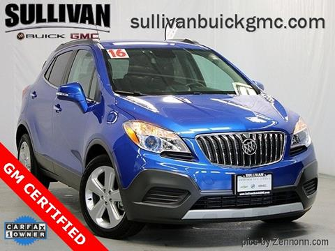 2016 Buick Encore for sale in Arlington Heights, IL