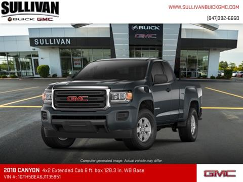 2018 GMC Canyon for sale in Arlington Heights, IL