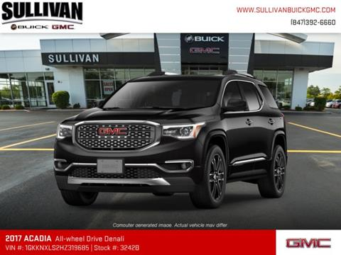 2017 GMC Acadia for sale in Arlington Heights, IL