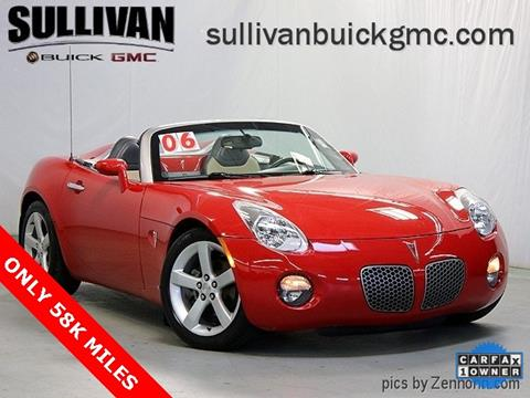 2006 Pontiac Solstice for sale in Arlington Heights, IL