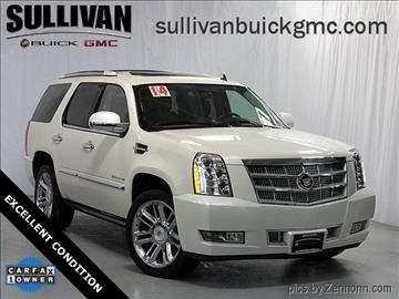 2014 Cadillac Escalade for sale in Arlington Heights, IL