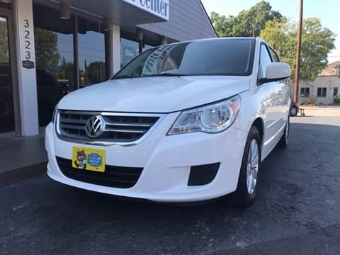 2012 Volkswagen Routan for sale in San Antonio, TX