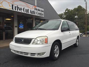 2006 Ford Freestar for sale in San Antonio, TX