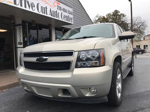 2007 Chevrolet Tahoe for sale in San Antonio, TX