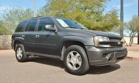 2007 Chevrolet TrailBlazer for sale in Phoenix, AZ