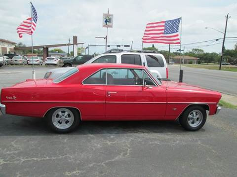 1967 Chevrolet Nova for sale in Corpus Christi TX