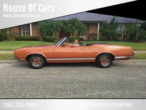1971 Oldsmobile Cutlass for sale in Corpus Christi, TX