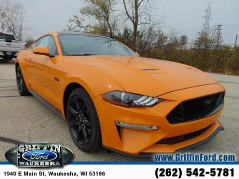 2019 Ford Mustang for sale in Waukesha, WI