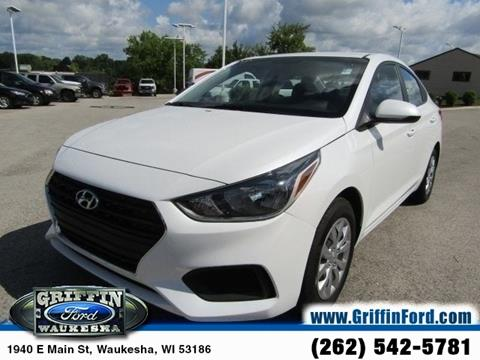 2018 Hyundai Accent for sale in Waukesha, WI