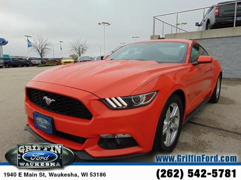 2015 Ford Mustang for sale in Waukesha, WI