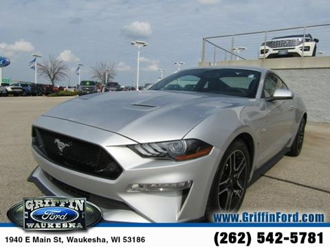 2018 Ford Mustang for sale in Waukesha, WI