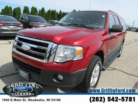 2007 Ford Expedition EL for sale in Waukesha, WI