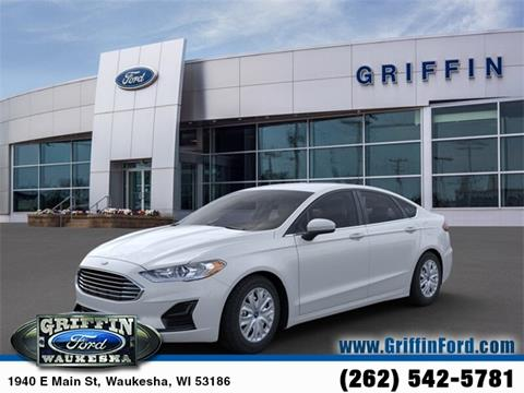 2019 Ford Fusion for sale in Waukesha, WI