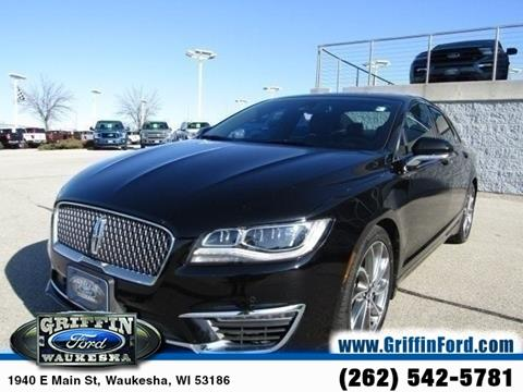 2017 Lincoln MKZ for sale in Waukesha, WI