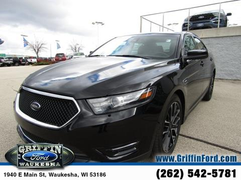 2018 Ford Taurus for sale in Waukesha, WI