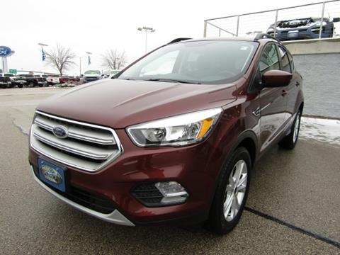 2018 Ford Escape for sale in Waukesha, WI