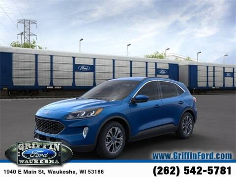 2020 Ford Escape SEL for sale at GRIFFIN FORD LINCOLN MERCURY - GRIFFIN FORD in Waukesha WI