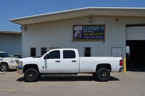 Trucks For Sale In Oklahoma >> 2008 Chevrolet Silverado 2500hd For Sale In Oklahoma City Ok
