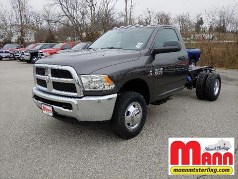 2018 RAM Ram Chassis 3500 for sale in Mt Sterling, KY