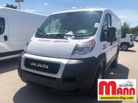2019 RAM ProMaster Cargo for sale in Mt Sterling, KY