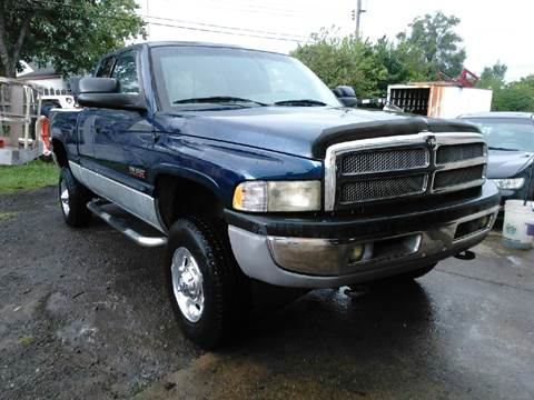 2002 Dodge Ram Pickup 2500 for sale in Miamisburg, OH