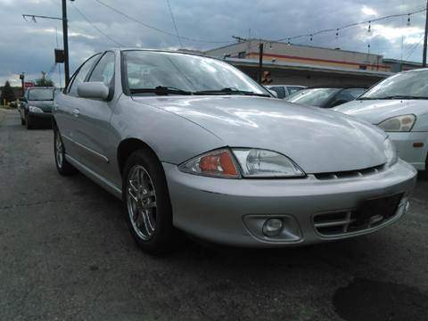 2002 Chevrolet Cavalier for sale in Miamisburg, OH