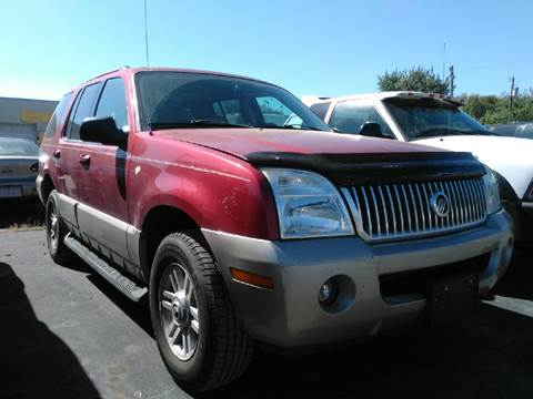 2004 Mercury Mountaineer for sale in Miamisburg, OH