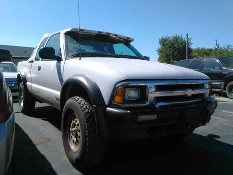 1997 Chevrolet S-10 for sale in Miamisburg, OH