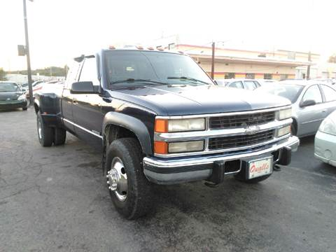 1998 Chevrolet C/K 3500 Series for sale in Miamisburg, OH