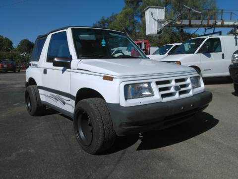 1997 GEO Tracker for sale in Miamisburg, OH