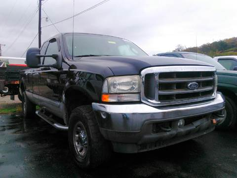 2003 Ford F-250 Super Duty for sale in Miamisburg, OH
