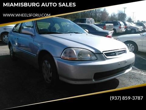 1996 Honda Civic for sale in Miamisburg, OH