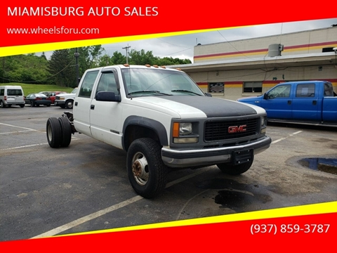 1997 GMC Sierra 3500 for sale in Miamisburg, OH