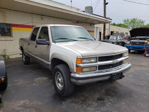 1999 Chevrolet C/K 2500 Series for sale in Miamisburg, OH