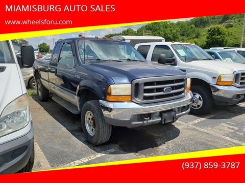 2001 Ford F-250 Super Duty for sale in Miamisburg, OH