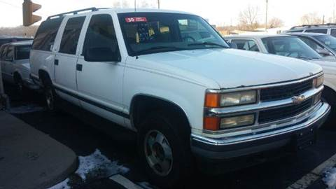 1999 Chevrolet Suburban for sale in Miamisburg, OH